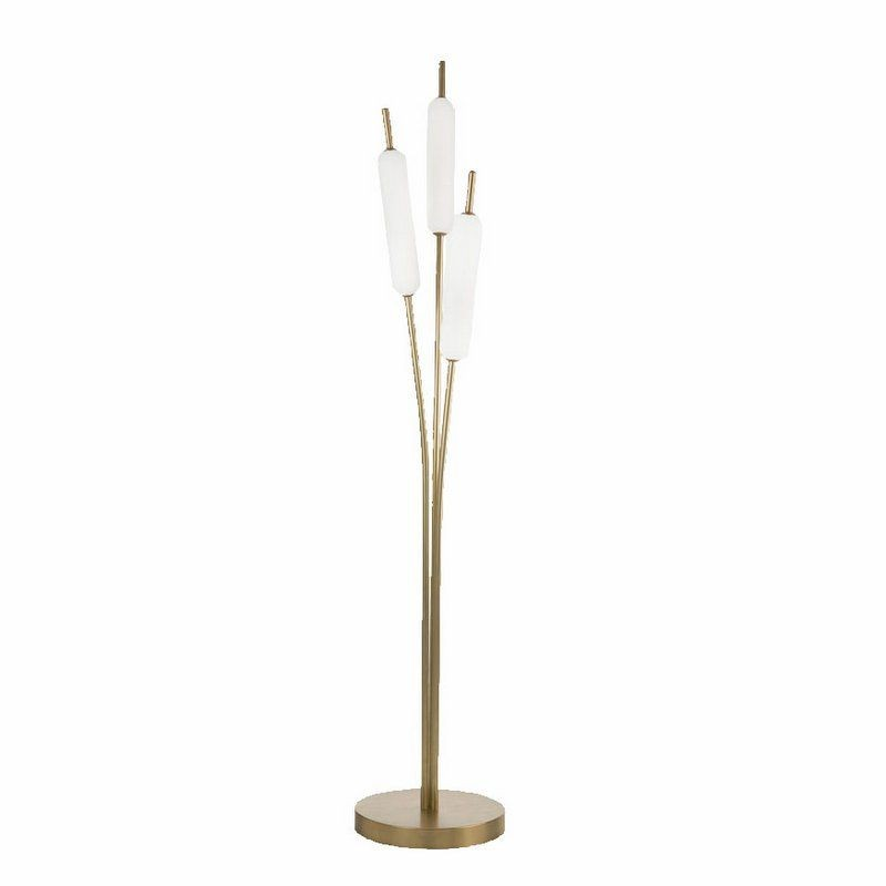 TYPHA FLOOR LAMP BY IL FANALE