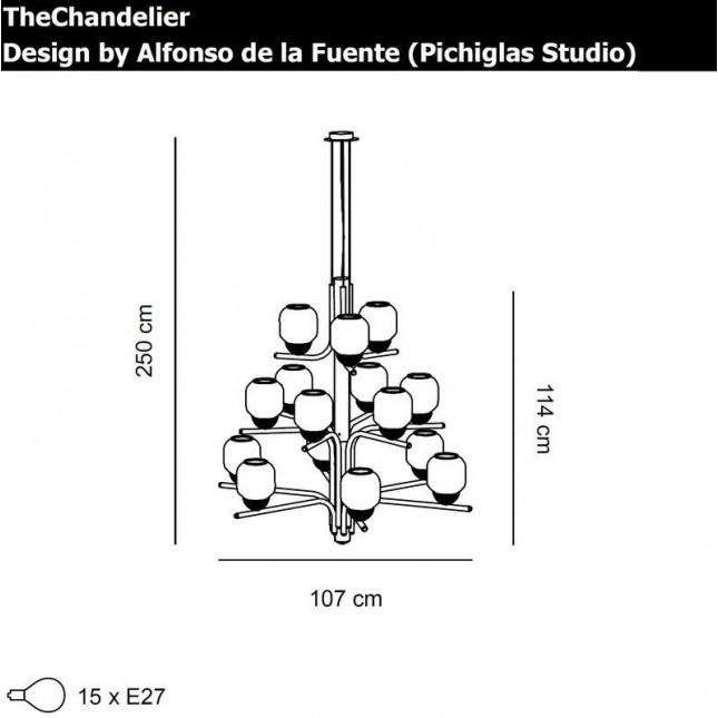 THECHANDELIER 15 DE ALMALIGHT