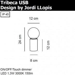 TRIBECA USB BY ALMALIGHT
