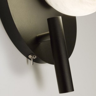 TRIBECA WALL LAMP WITH READER BY ALMALIGHT