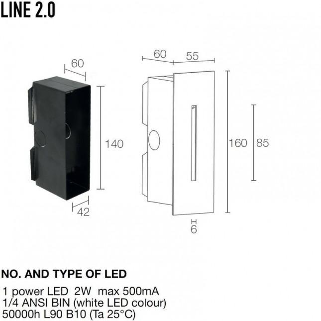 LINE 2.0 | 2.1 DE LUCE & LIGHT