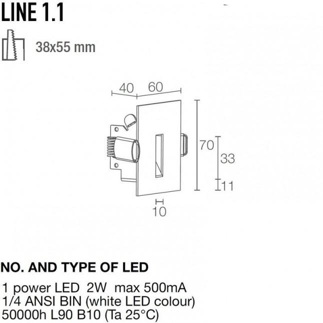LINE 1.0 | 1.1 DE LUCE & LIGHT