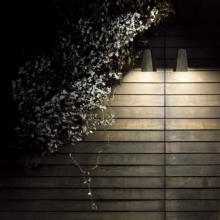 SAINT TROPEZ OUTDOOR WALL LAMP BY IL FANALE