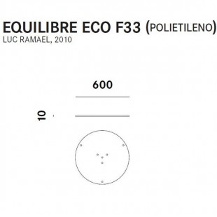 BASE EQUILIBRE ECO F33 IP55