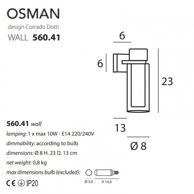 OSMAN 560.41 DE TOOY