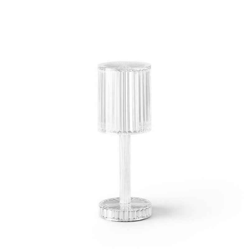 GATSBY LAMPE À BATTERIE CYLINDRIQUE RGBW DE VONDOM