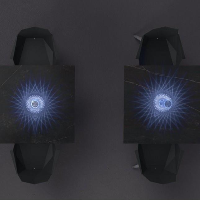 GATSBY BATTERY CYLINDER RGBW LAMP BY VONDOM