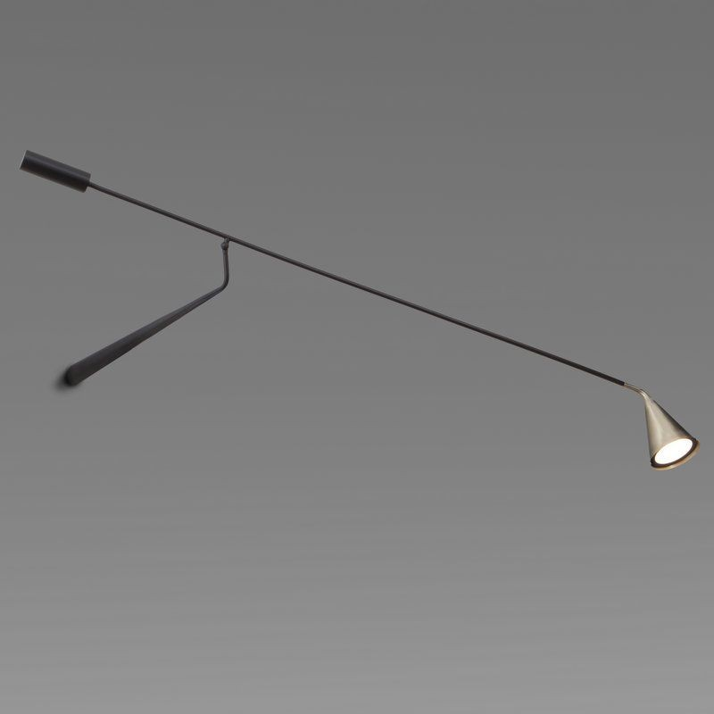 GORDON 561.49 WALL LAMP BY TOOY