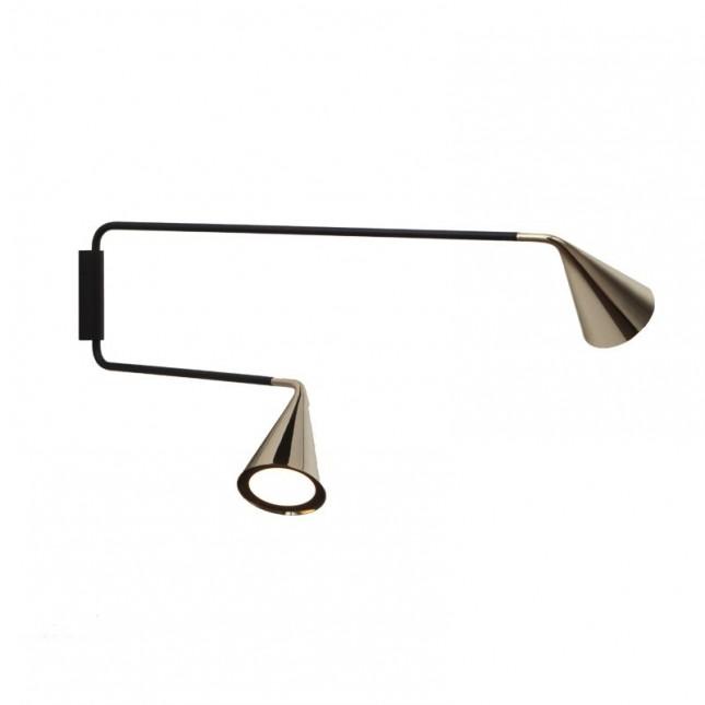 GORDON 561.48 WALL LAMP BY TOOY