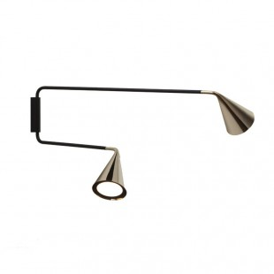 GORDON 561.48 WALL LAMP BY TOOY