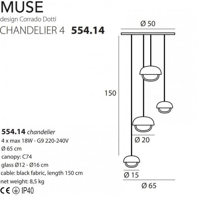 MUSE 554.14 DE TOOY