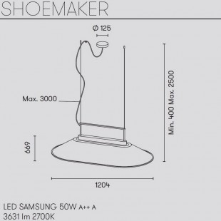 SHOEMAKER OVALE DE GROK LIGHTING