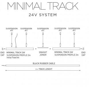 MINIMAL TRACK SUSPENSION BY ARKOS LIGHT