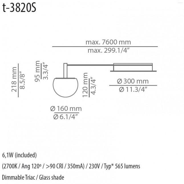 CIRC T-3820S DE ESTILUZ