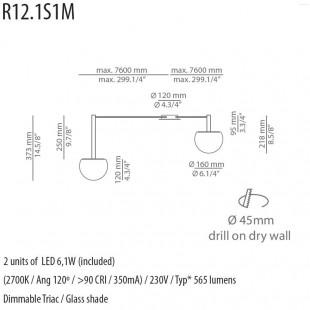 CIRC R30.1S1M DE ESTILUZ