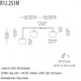 CIRC R30.2S1M DE ESTILUZ