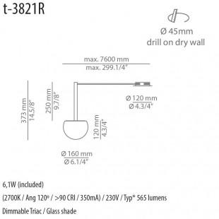 CIRC T-3821S DE ESTILUZ