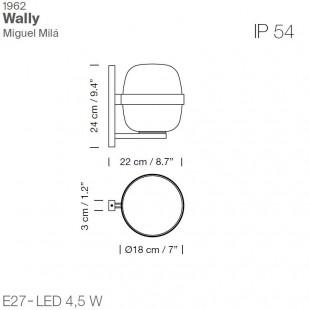 WALLY DE SANTA & COLE