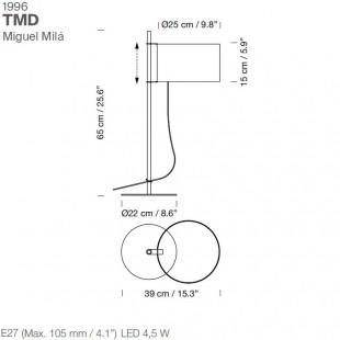 TMD MESA DE SANTA & COLE