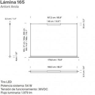 LAMINA 165 BY SANTA & COLE