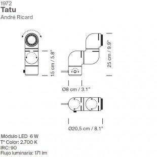 TATU BY SANTA & COLE