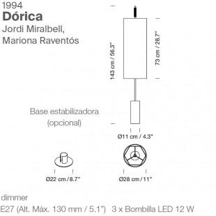 DORICA BY SANTA & COLE
