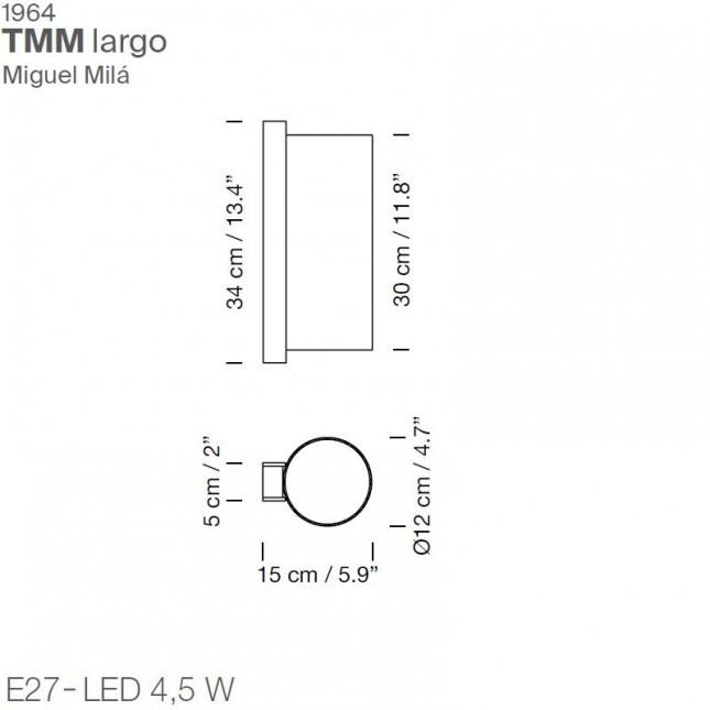 TMM LARGO DE SANTA & COLE