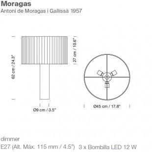 MORAGAS BY SANTA & COLE