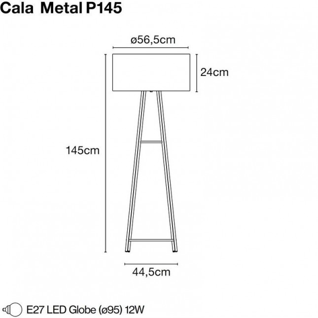 CALA METAL BY MARSET