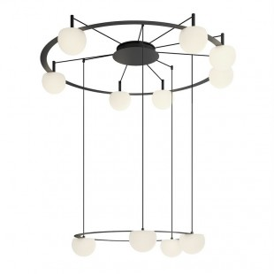 CIRC CHANDELIER 1SP1MF BY...