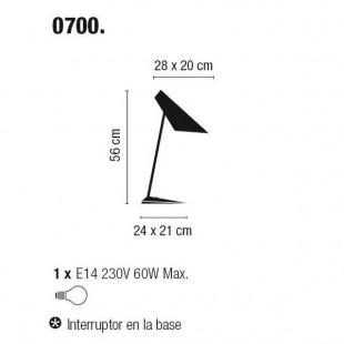 I.CONO 0700 DE VIBIA
