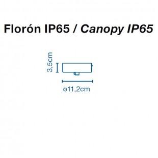 FLORON IP65 PARA SANTORINI DE MARSET