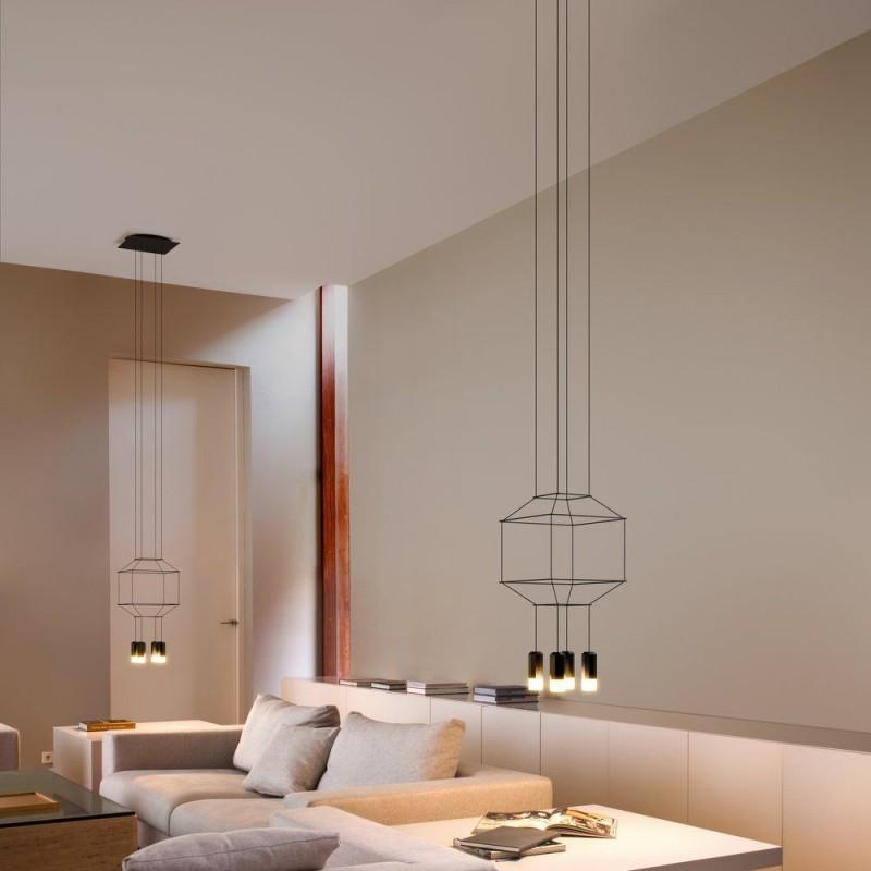 WIREFLOW 4 LEDS DE VIBIA
