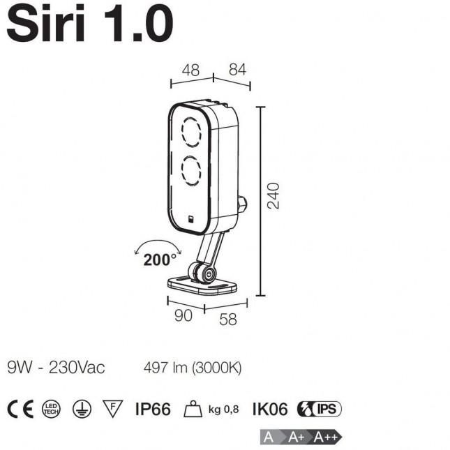 SIRI 1.0 DE LUCE & LIGHT