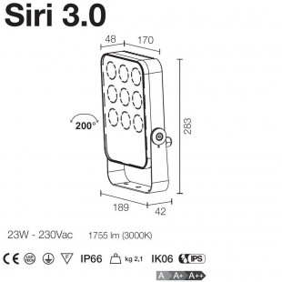 SIRI 3.0 DE LUCE & LIGHT