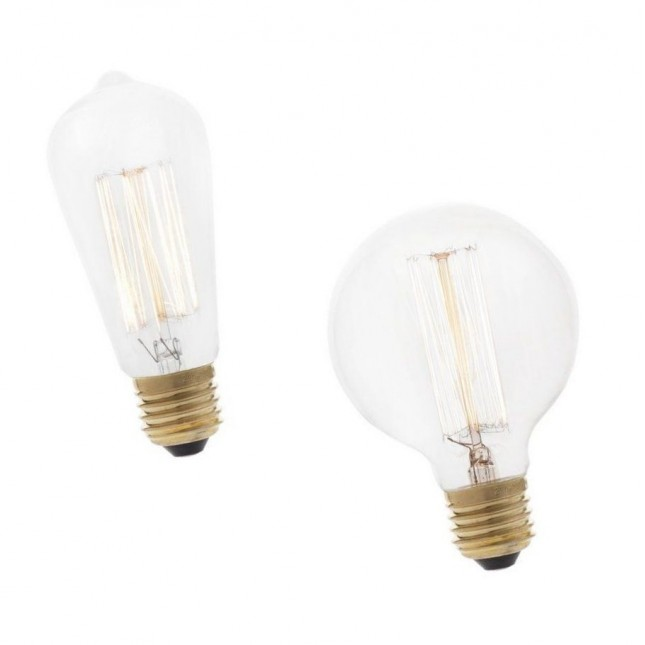 DECORATIVE BULB CARBON E27 40W