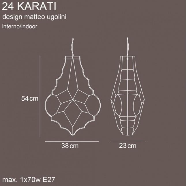 24 KARATI DE KARMAN