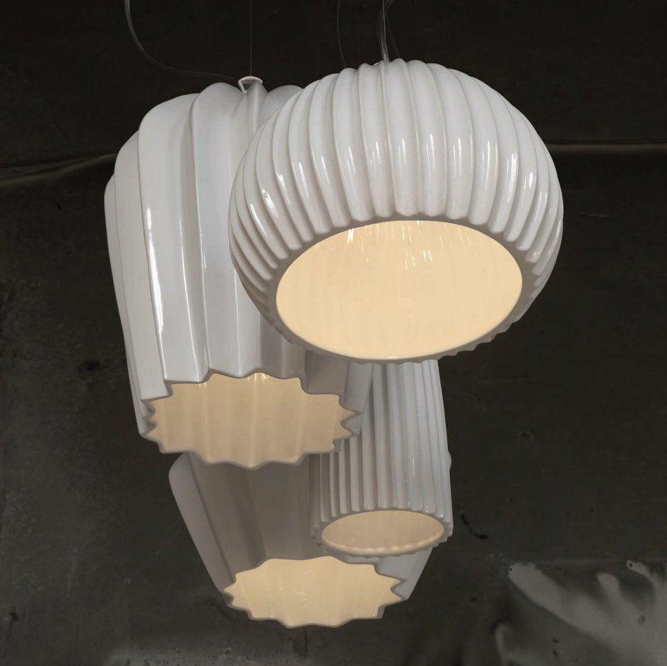 Lamparas de dise o en cer mica el blog de for Lamparas de ceramica