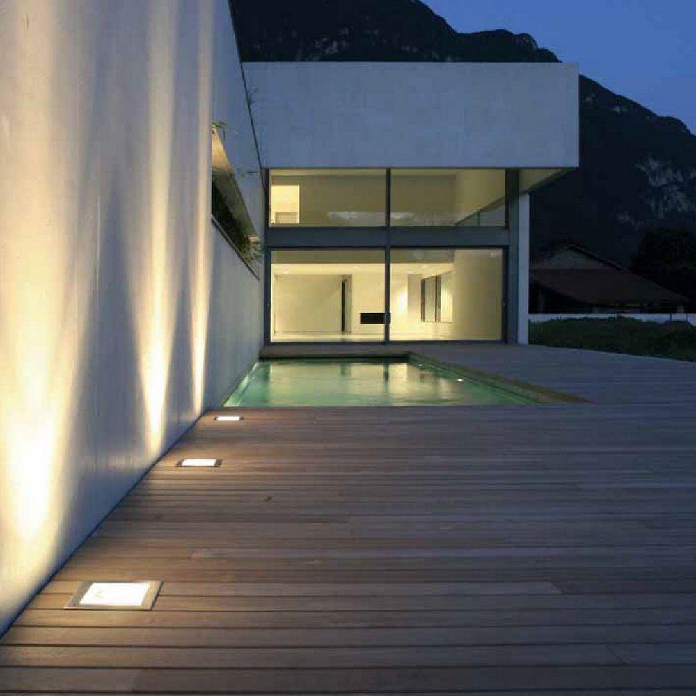C mo iluminar una fachada el blog de - Iluminacion de exterior ...
