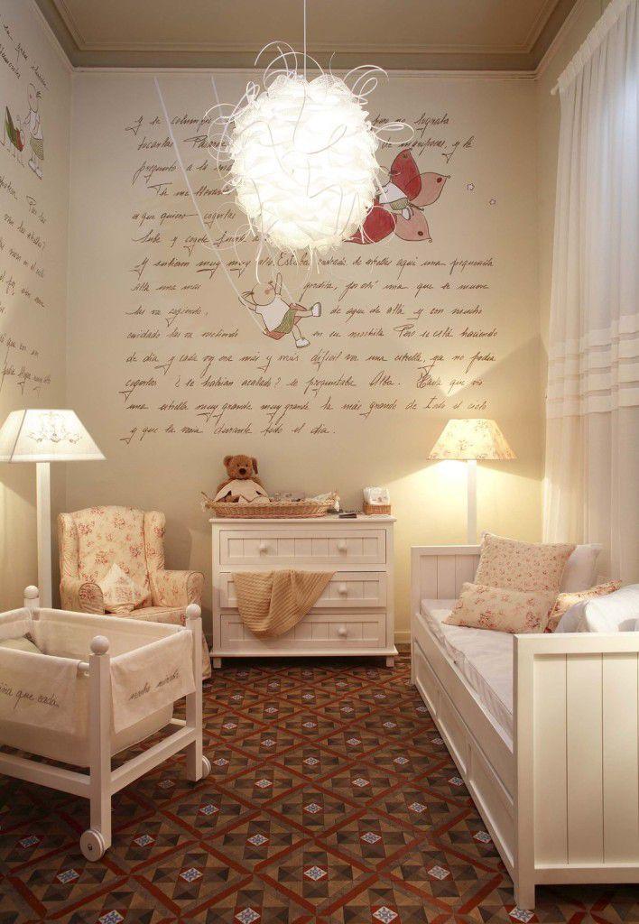 Iluminar el dormitorio infantil o juvenil el blog - Luces de pared para dormitorio ...