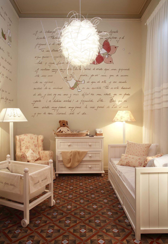 Iluminar el dormitorio infantil o juvenil el blog - Lampara de techo para dormitorio ...