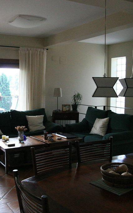 Diferenciar ambientes mediante la iluminaci n el blog de - Iluminacion salon comedor ...